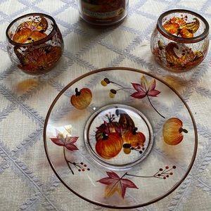 Yankee Candle Fall set